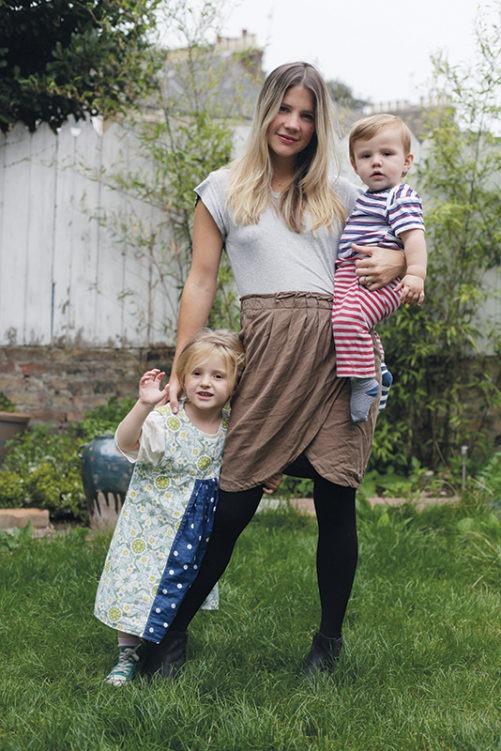 Charlotte Philby steps off the career ladder