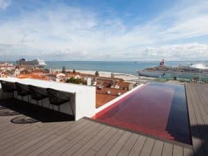 Memmo Alfama hotel, Lisbon