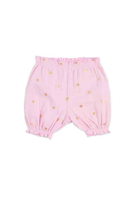 aden and anais pink shorts