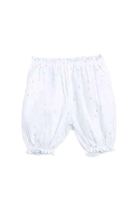 aden and anais white shorts