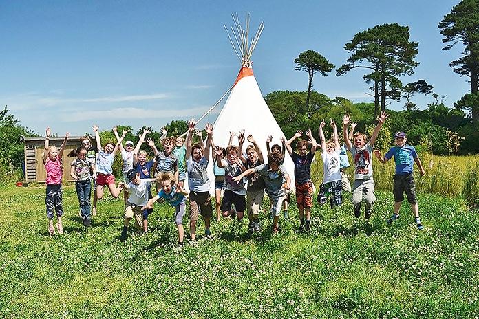 Camp Kernow Cornwall
