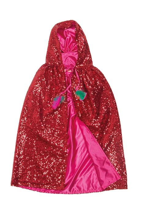pearl lowe selfish mother cloak red