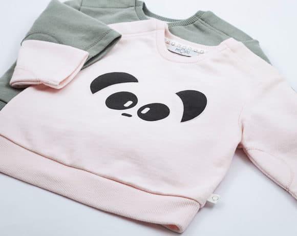 mori panda collection feature