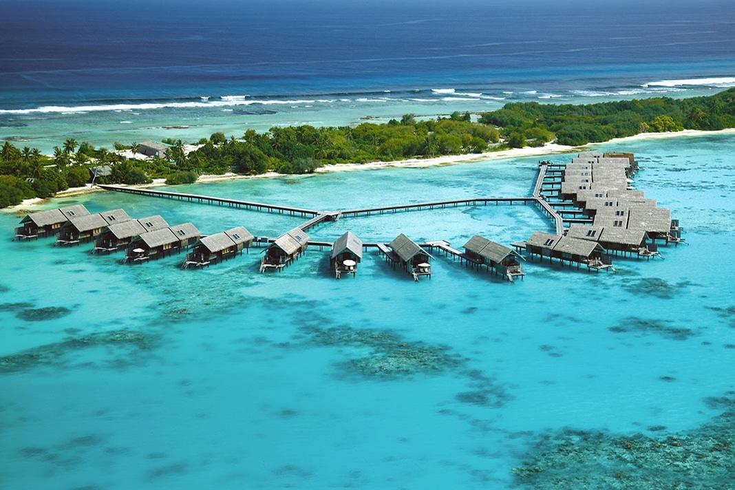 shangri la maldives