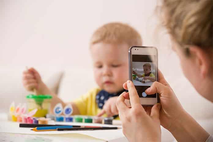 Baby Social Media