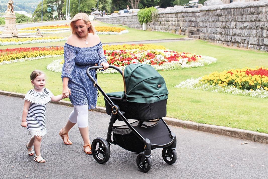 ocarro jewel stroller
