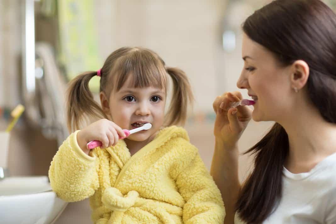 Dental Health baby