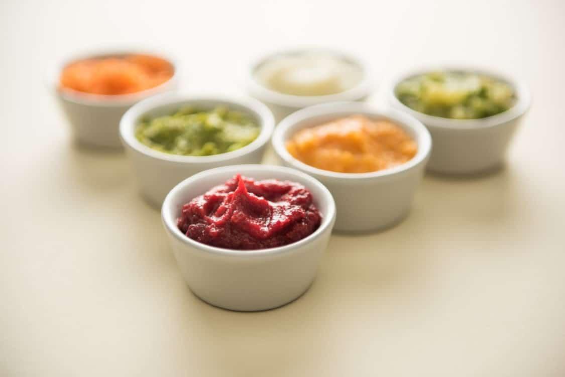 Mamamade organic baby food