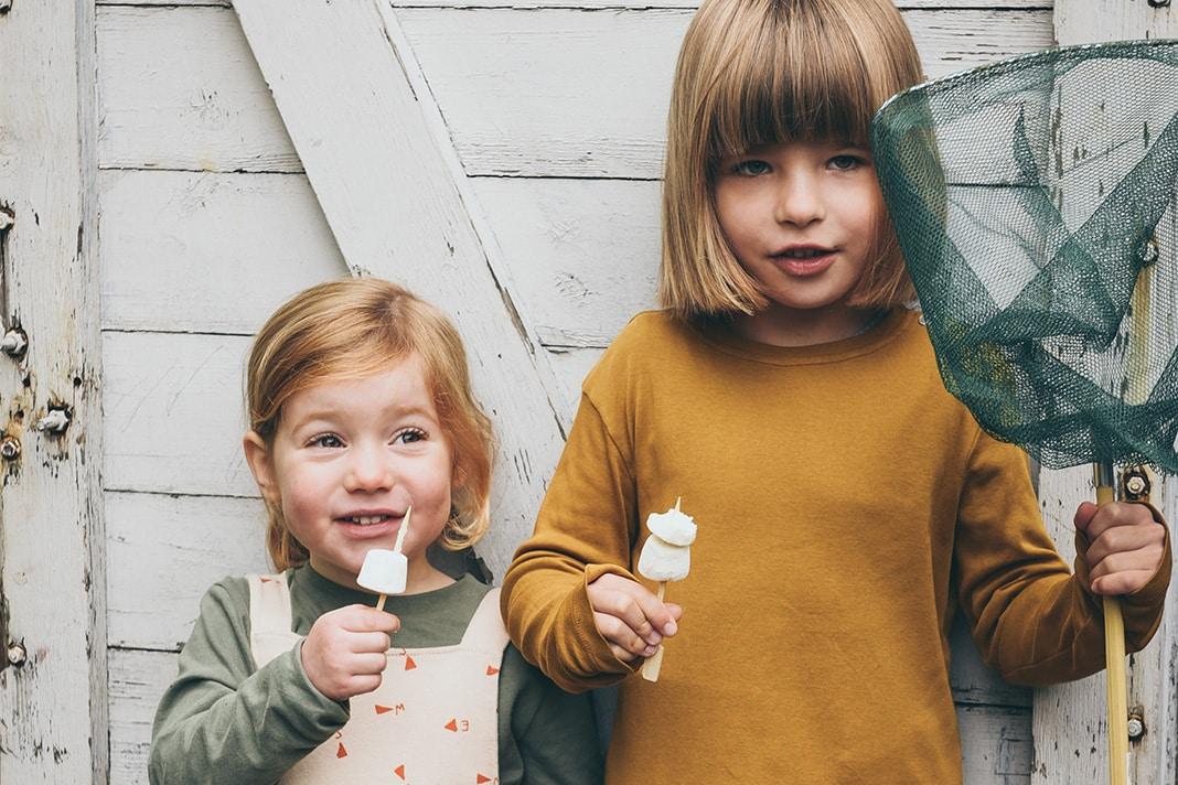 Kids Fashion Cub and Pudding