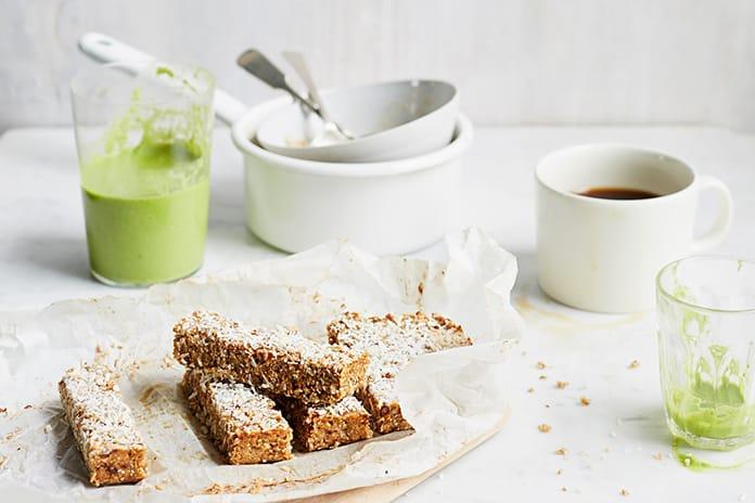 Leftover Porridge Bars Natasha Corrett