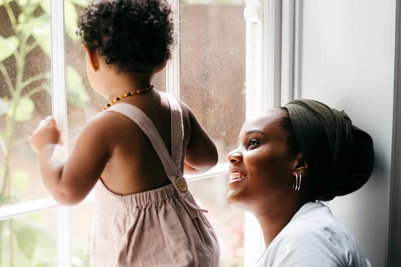 Mixing Up Motherhood