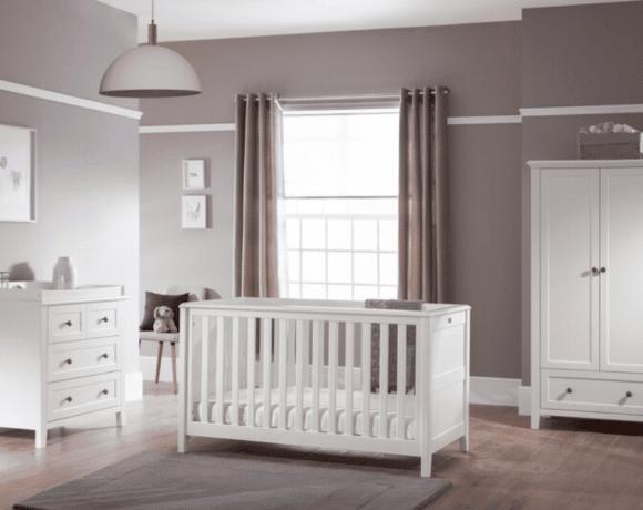 Elegant nursery inspirations