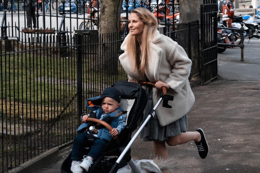 GetGo stroller by Micralite